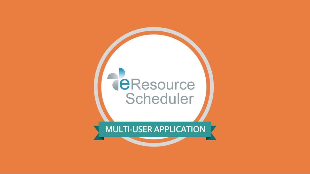 Resource Planning Software Screen